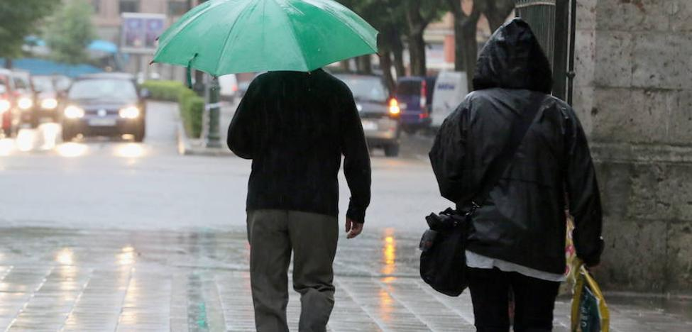 La lluvia se hará esperar