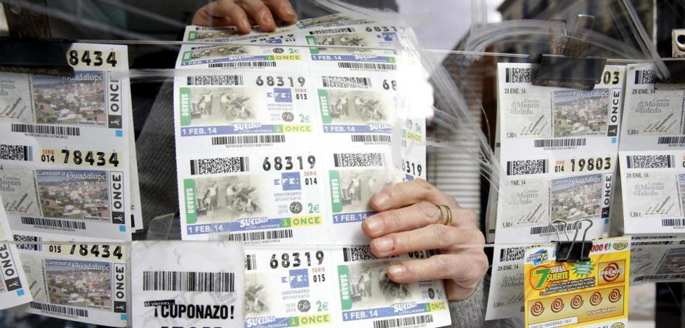 La ONCE reparte un cupón de 35.000 euros en la capital leonesa