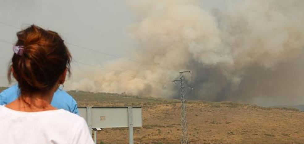 C's reprocha a la Junta reducir la inversión pública en prevención y extinción de incendios