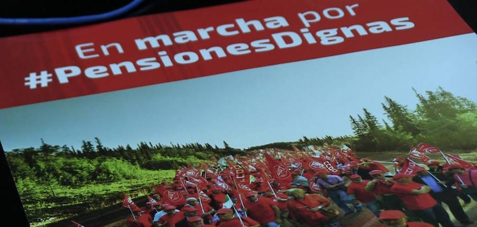 Los jubilados leoneses se unirán a las cuatro marchas hacia Madrid para exigir una pensión digna