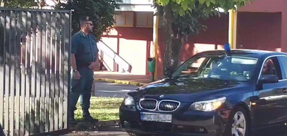 El alcalde de Villablino transmite al Rey la «situación dramática» de las cuencas