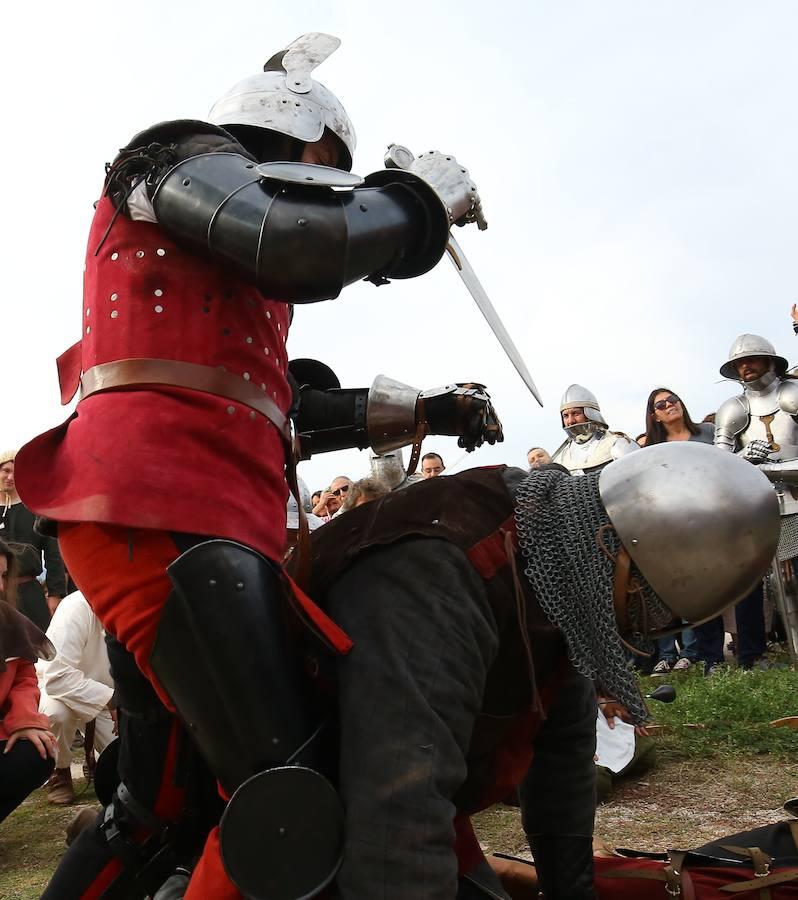 Recreación histórica de la Revuelta Irmandiña en el Bierzo