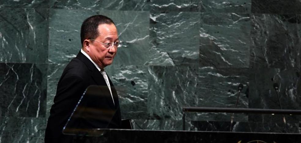 Corea del Norte dice ante la ONU que su programa nuclear está en la «fase final»