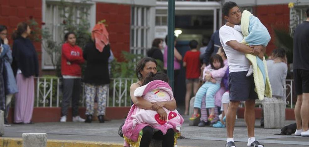 Cuatro muertos por un nuevo seísmo que genera alarma en México