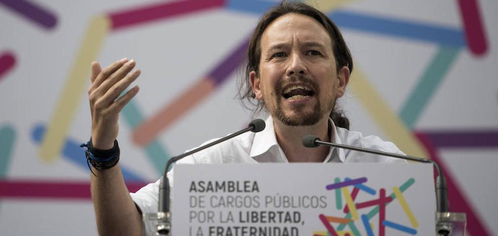 Iglesias busca atraer a Sánchez para llevar a Cataluña un referéndum pactado