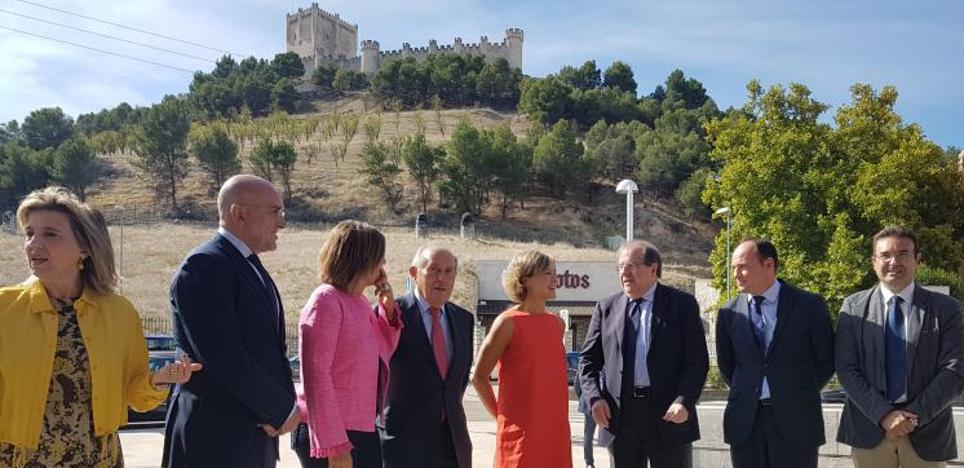 García Tejerina destaca que la fundación de Protos fue clave para el devenir de la Ribera del Duero
