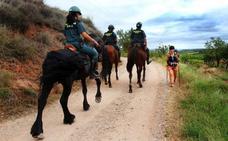 La Guardia Civil de León realiza 80 intervenciones durante la vigilancia especial del Camino