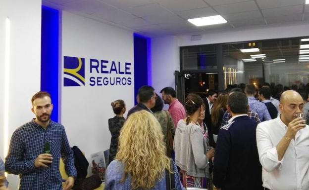 Reale seguros abre una nueva agencia en le n leonoticias - Reale seguros oficinas ...