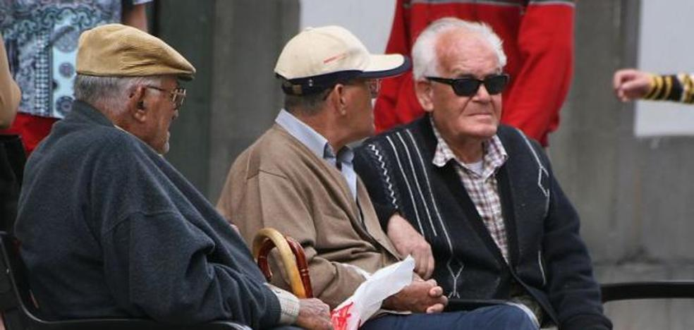 La pensión media en León llega en septiembre hasta los 901,94 euros, superada por la media autonómica