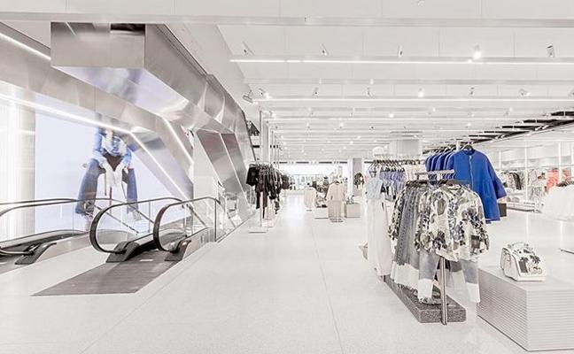 Zara estrena en León su nueva línea de negocio, invierte 9 millones y crea 100 empleos en el 'nuevo Pasaje'