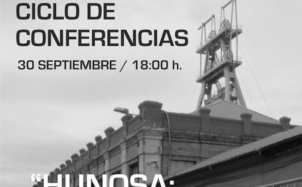 Cartel del CIclo de Conferencias./