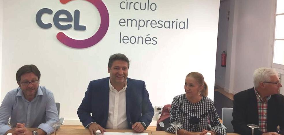 El CEL y el Ayuntamiento de San Andrés apuestan por el «asfaltado y señalización» del polígono industrial