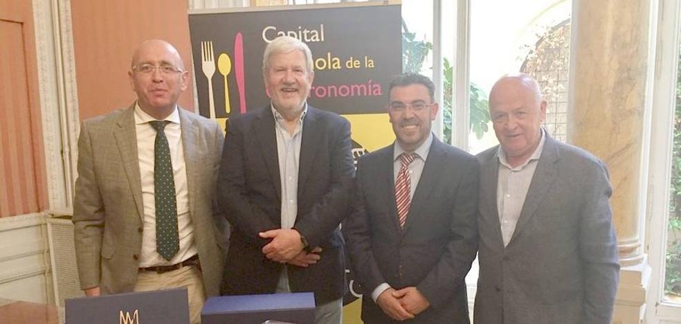 Cuenca y León, finalistas al título de 'Capital Española de la Gastronomía 2018'
