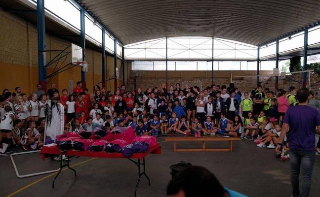 El Colegio La Asunción de León cierra un fin de semana de deporte y convivencia