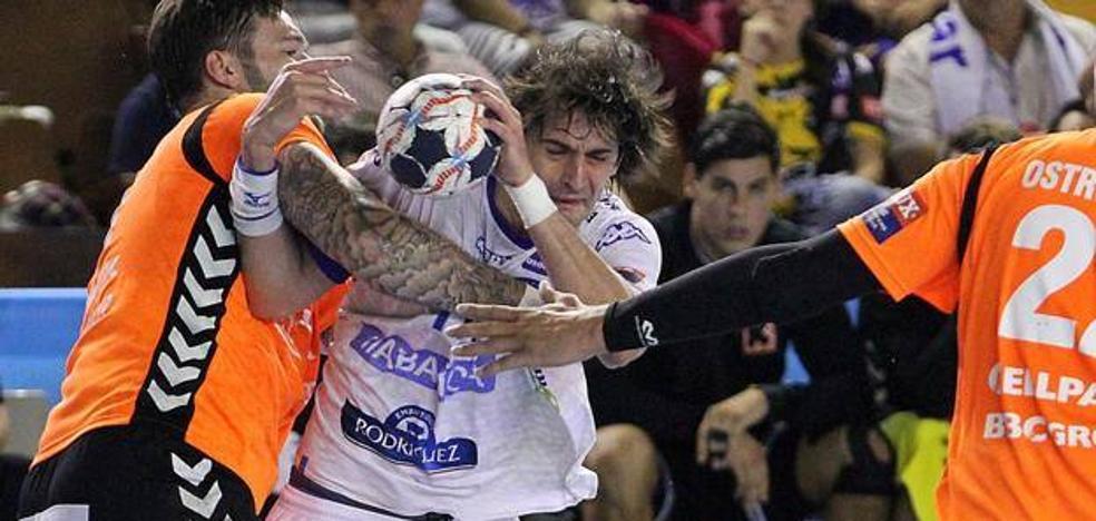 El Abanca Ademar se quiere lamer las heridas en Zamora