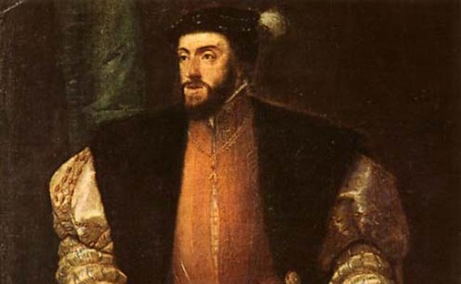 El Archivo Provincial de León inaugura una exposición en recuerdo de Carlos I