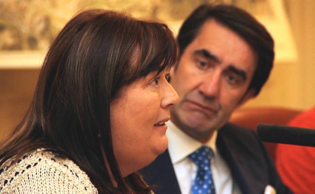Ana Luisa Durán buscará convertirse en interlocutora con las administraciones para hacer avanzar el Plan de Dinamización de Municipios Mineros
