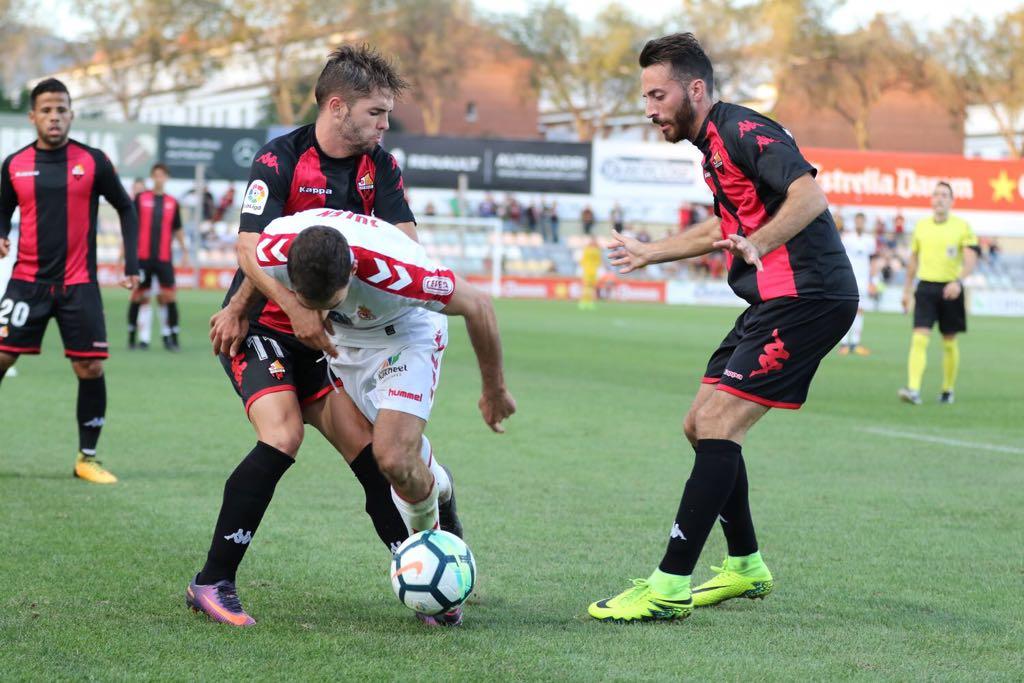 CF Reus 1-1 Cultural