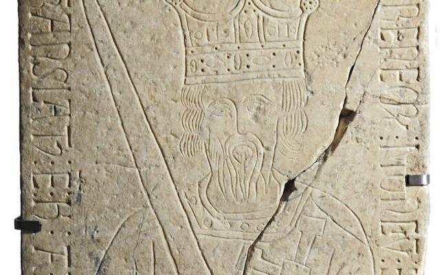 La lauda sepulcral de Sancho III será la pieza leonesa en el 150 aniversario del Museo Arqueológico Nacional