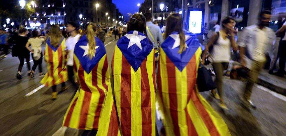 La cuestión catalana modifica la programación habitual