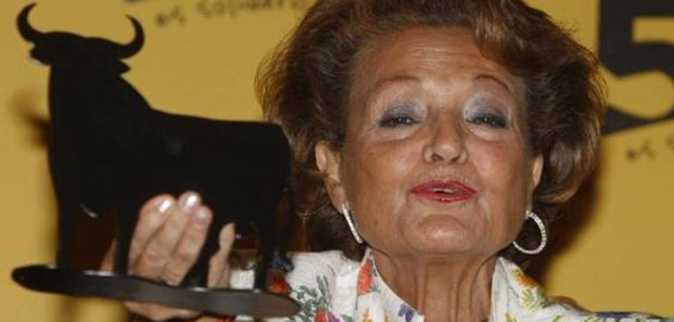 Carmen Sevilla no está en estado crítico