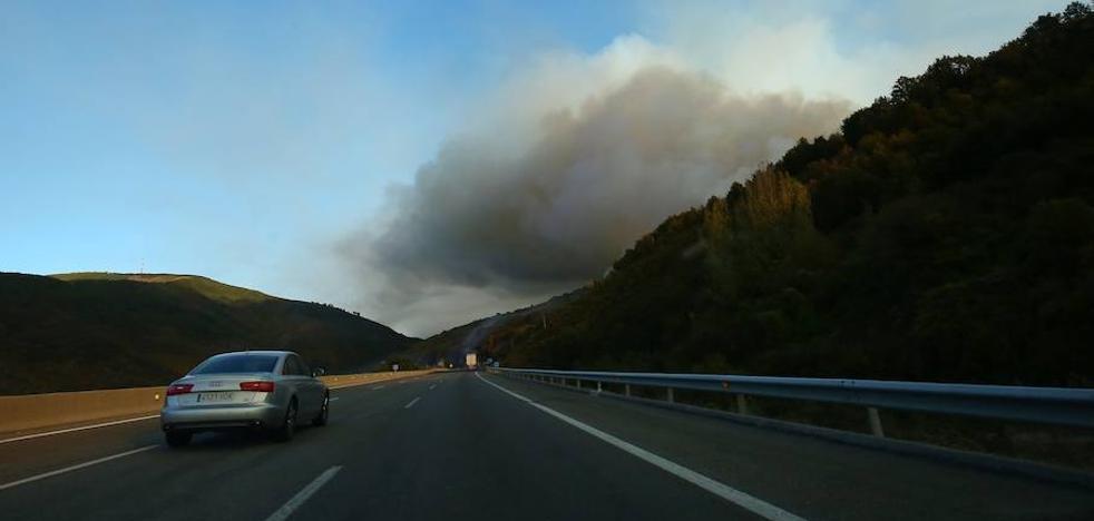 Controlados los tres incendios declarados este lunes en la provincia