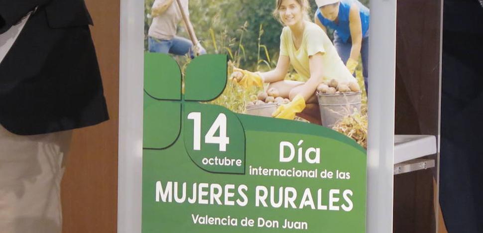 La Diputación homenajeará a las mujeres rurales por ser «pilares de la vida familiar y su economía»
