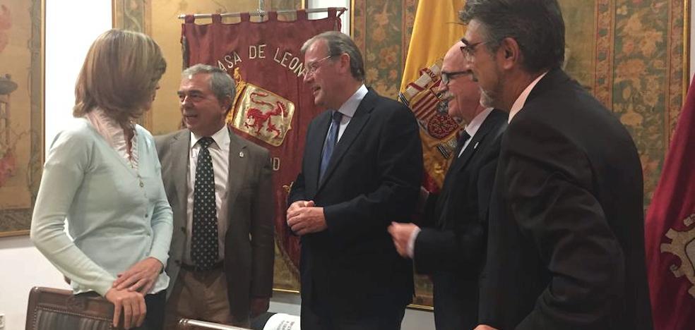 Silván advierte que los leoneses no permitirán que Cataluña rompa con siglos de convivencia