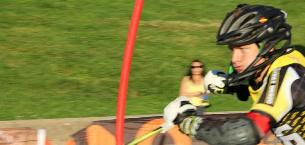 Ponferrada echa el telón a la temporada de alpino en línea