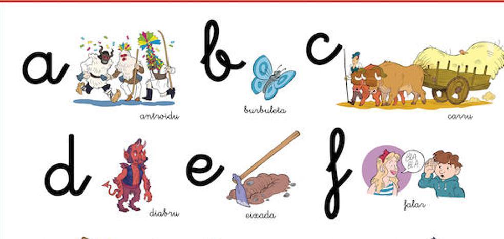 La asociación cultural Faceira publica un diccionario de leonés para niños