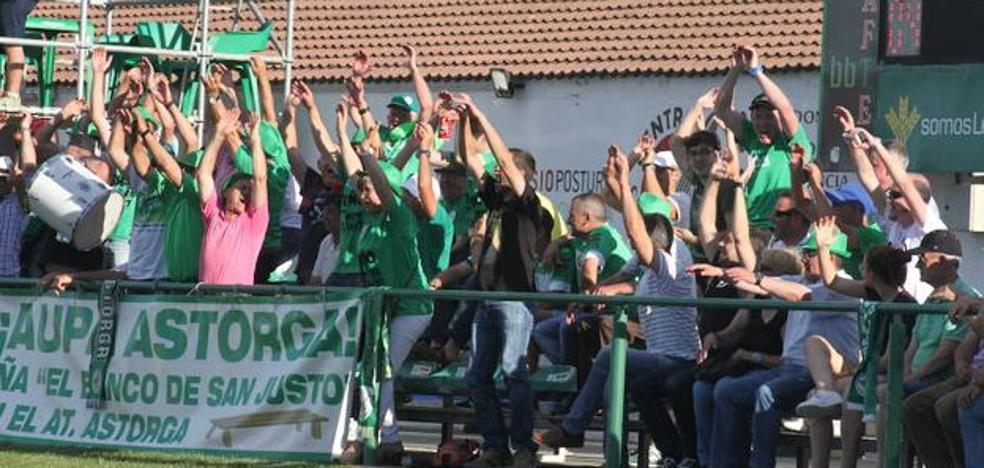 El Astorga-La Bañeza será día del club