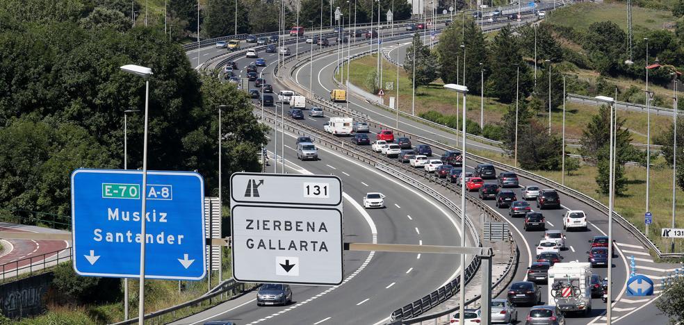 La DGT espera 6,3 millones de desplazamientos durante el puente del Pilar