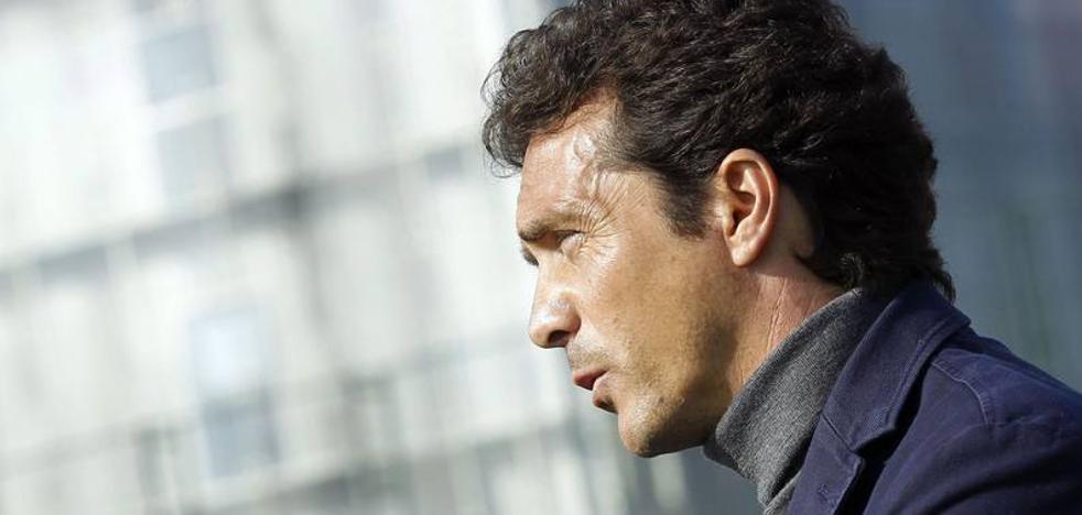 Guillermo Amor, responsable de relaciones instituciones y deportivas de Barça