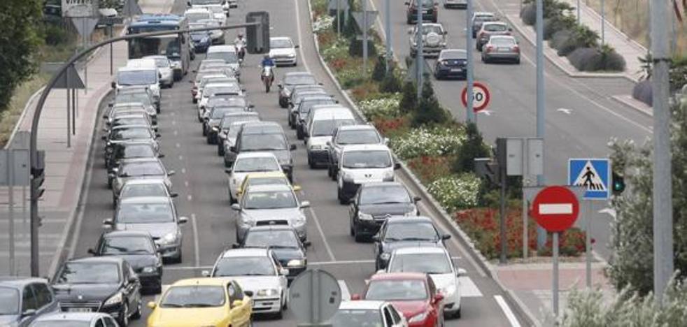 León espera alcanzar los 115.000 desplazamientos en sus carreteras durante el Puente del Pilar