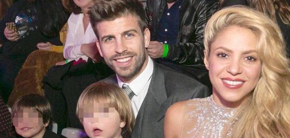 Shakira se va de gira en plena crisis