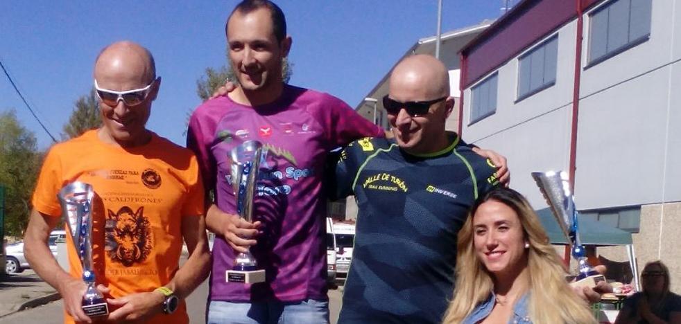 Deporte y solidaridad se unen en los Calderones