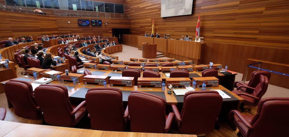 La Junta de Castilla y León eleva los presupuestos en un 5,5% y los fija en los 10.859 millones