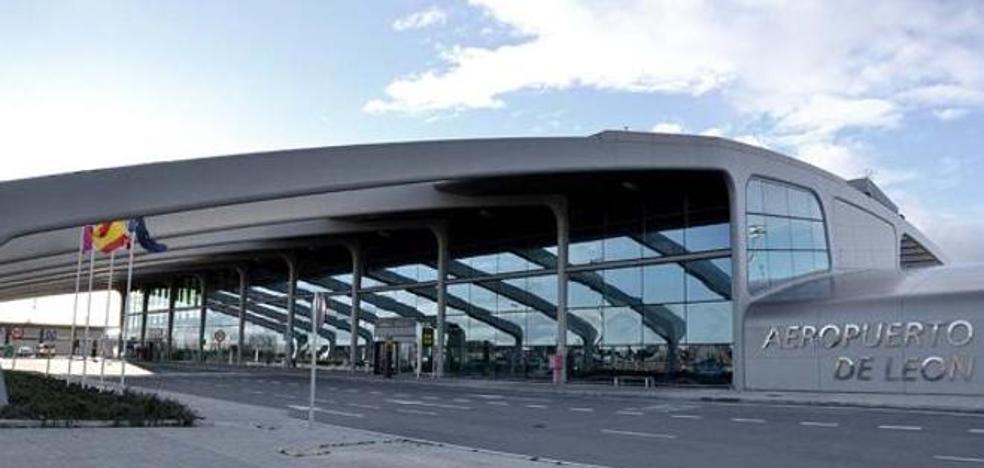 El tráfico de viajeros en el Aeropuerto de León crece un 26% durante el mes de septiembre