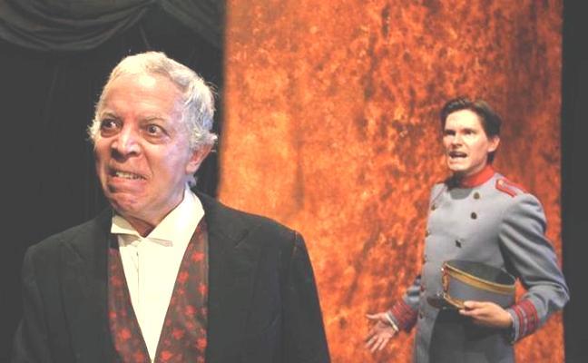Teatro Corsario lleva al Bergidum de Ponferrada la obra romántica 'Traidor' conertida en un drama policíaco en verso