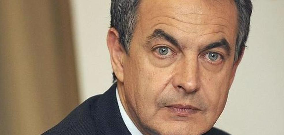 Zapatero recogerá el domingo un premio otorgado por Juventudes Socialistas en Valladolid