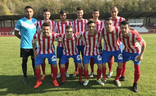 Once inicial del Bembibre.