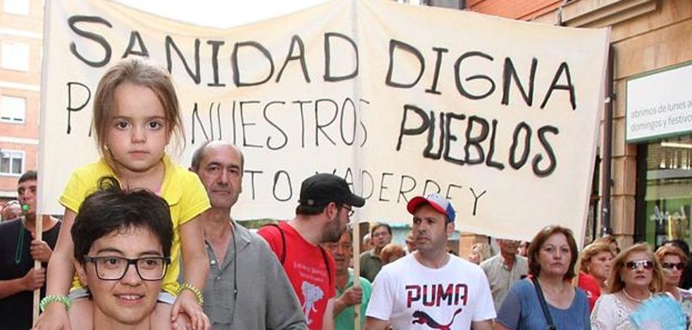 IU-Astorga denuncia que la Junta llegara «sin los deberes hechos» a la reunión con los alcaldes de la zona en materia sanitaria