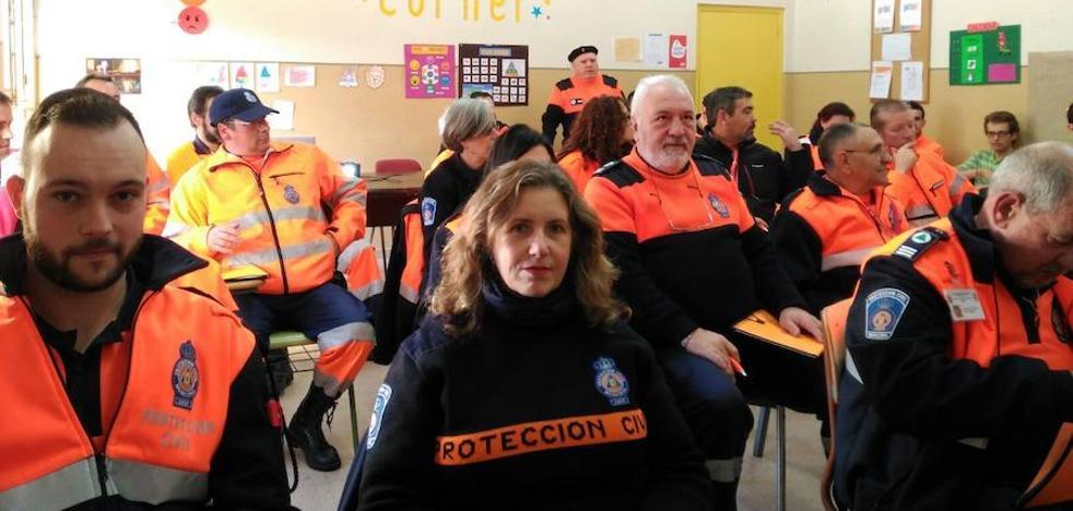 Protección Civil forma a 25 voluntarios en la búsqueda de personas desaparecidas