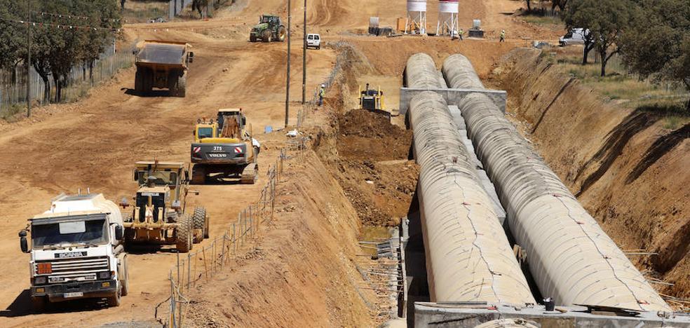 El regadío de los Payuelos recibe 13,5 millones de los 67,7 que destinará Agricultura a infraestructuras agrarias