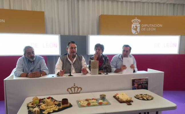 Estrella Leonesa gana el III Concurso Nodicia del Keso a la mejor tabla de quesos de León