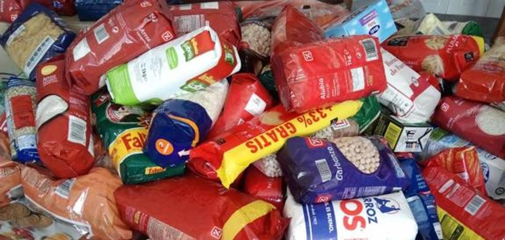 Cruz Roja León distribuye más de 115.000 kilos de alimentos entre 5.300 personas
