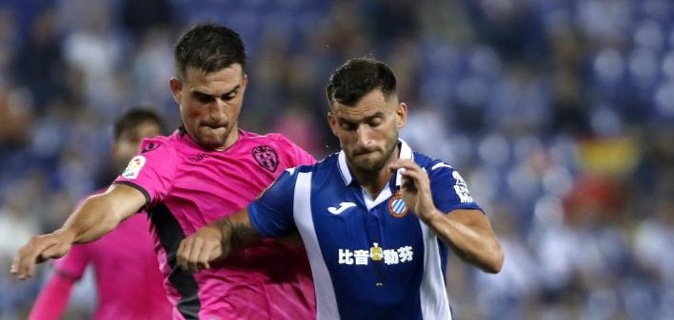 La mala puntería del Espanyol entrega un punto al Levante