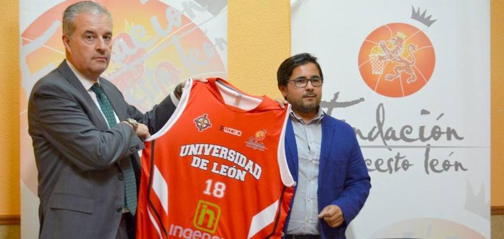 Ingenova, nuevo patrocinador principal del Fundación Baloncesto León