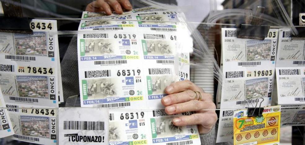 La ONCE reparte 35.000 euros en la localidad de La Bañeza