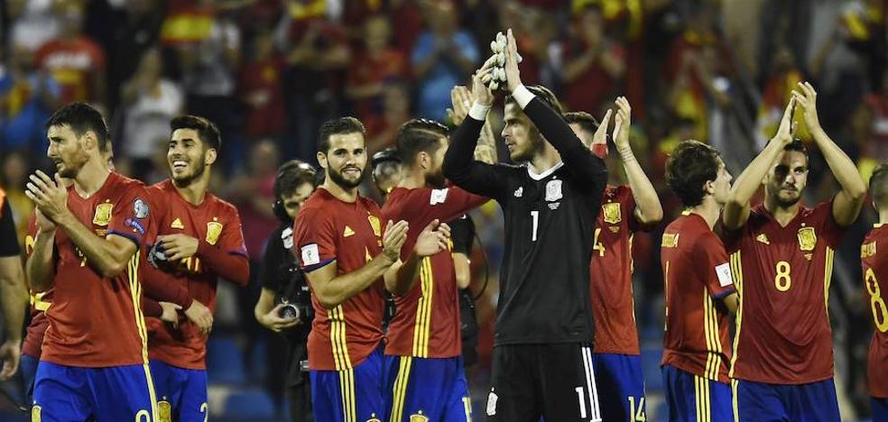 'La Roja' jugará en noviembre ante Costa Rica y Rusia